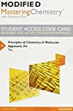 Modified MasteringChemistry with Pearson EText -- Standalone Access Card -- for Principles of Chemistry 3rd Edition