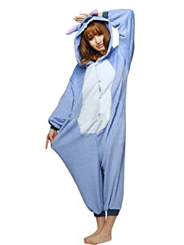 Ferrand Kigurumi pijama Unisex para adulto, Cosplay o disfraz de ...