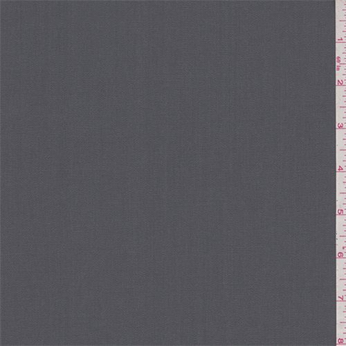 Grey Gabardine - 6