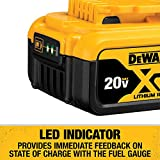 DEWALT 20V MAX Battery and Charger Kit with
