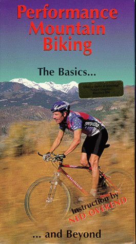 Performance Mountain Biking [VHS] John C. Davis