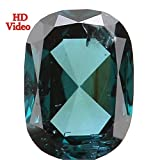 0.19 Ct Natural Loose Diamond Oval Shape Blue Si1 Clarity 4.24X3.04X1.53MM L2116