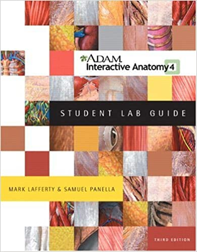 Amazon.com: A. D. A. M. Interactive Anatomy 4 Student Lab Guide, 3rd ...
