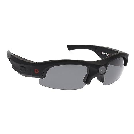 ivue Horizon 1080P HD Cámara de grabación de vídeo gafas sol deportivas DVR Eyewear (1080P @ 30 fps, 720p @ 60 FPS, gran angular): Amazon.es: Electrónica
