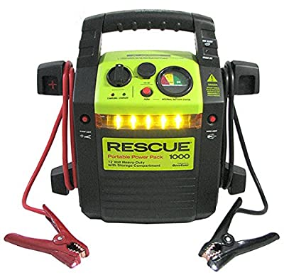 Quick Cable 604052 WSL RESCUE Jump Pack 1000 Model
