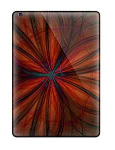 Fashion FYsEHOq1679RzMkn Case Cover For Ipad Air(shapes Abstract)