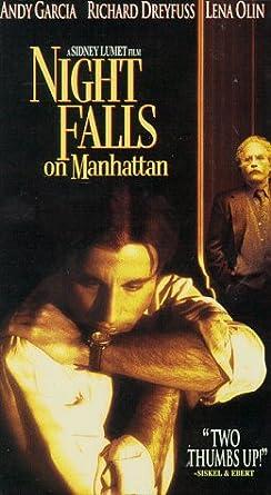 Amazon Com Night Falls On Manhattan Vhs Andy Garcia Richard