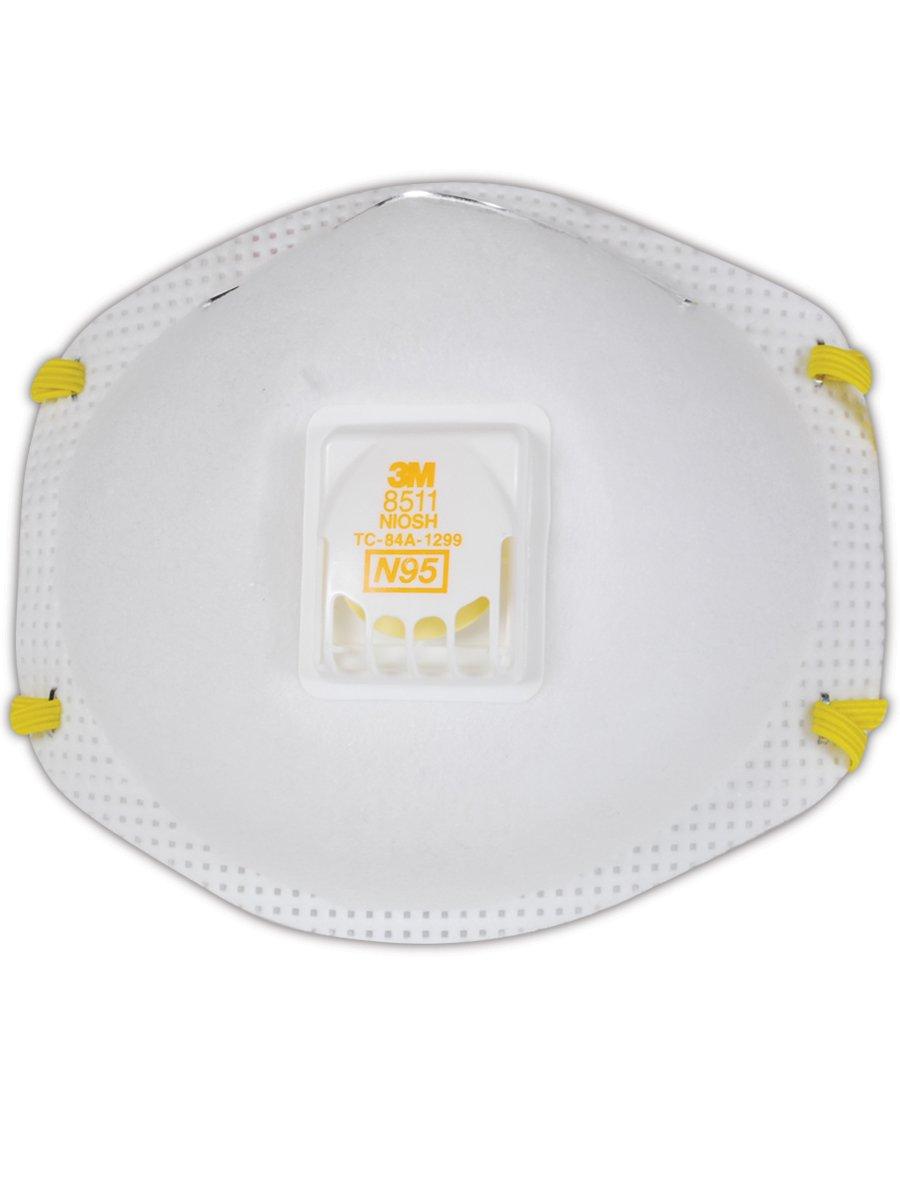 3m dust masks disposable n95 8511