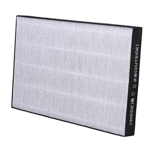 (D DOLITY Replacement HEPA Filter For Sharp Series Air Purifier Filter KC-W200 Z200 BB20CD20WE20/21 450y3 - W ig-fk 100-A ig-fk kc-700y5-b 、 kc-700y5-w B )