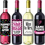 Bachelorette Party Wine Label Pack – Bachelorette Party Favors, Supplies, Gifts and Decorations