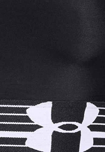 UNDER ARMOUR HeatGear Alpha imprimé Femmes Soutien-gorge Sport Bleu