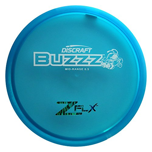 Discraft Z FLX Line Buzzz Golf Disc (170-172), Colors May Vary