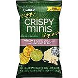 Quaker CVeggie Crispy Minis, Parmesan & Roasted Garlic, 90g