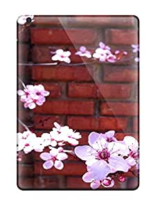 New ZYCkAeh1037VNFIR Flower Earth Nature Flower Skin Case Cover Shatterproof Case For Ipad Air