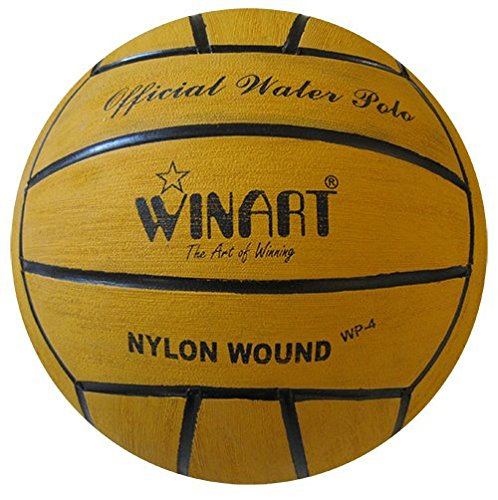 Water polo Ball–Winart taglia 4(giallo)