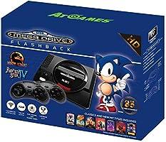 Consola Retro Sega Mega Drive Wireless HD