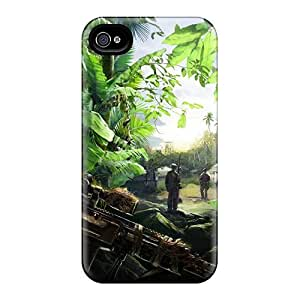 Fashionable Style Cases Covers Skin For Iphone 6- Sniper Ghost Warrior