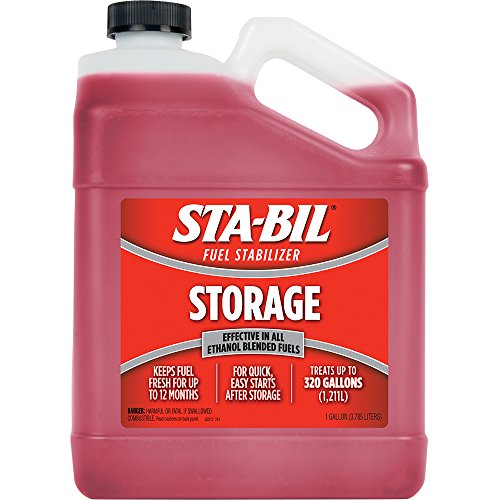: STA-BIL 22213-4PK Fuel Stabilizer, (Pack of 4)