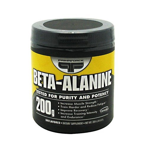 Primaforce Beta-Alanine - Post-workout - 200 g - 100 servings