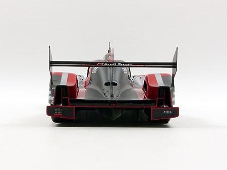 Spark 18s266 Audi R18 Lmp1 Le Mans 2016 Echelle 1 18 Schwarz Silber Rot Spielzeug