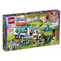 LEGO - Friends - Le Camping-Car de Mia - 41339 - Jeu de Construction