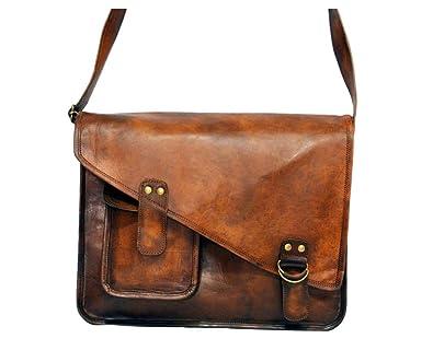 36c052bab2 Amazon.com  Artishus Upgraded New Vintage Brown 15