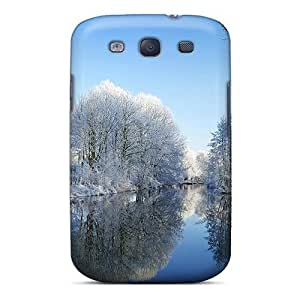 High-end Case Cover Protector For Galaxy S3(kromme Rijn)