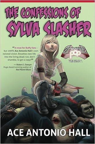 Confessions of Sylva Slasher: Ace Antonio Hall: 9780982280980