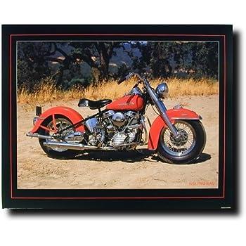 Amazon.com: 1967 Shovelhead Harley Davidson Motorcycle ...