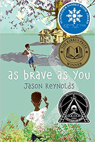 As Brave as You Ala Notable Childrens Books. Older Readers ...
