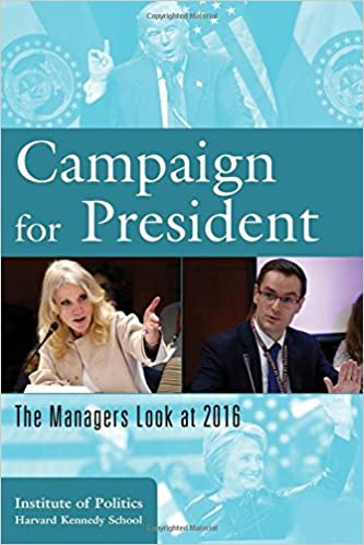 Book Campaign for President: The Managers Look at 2016