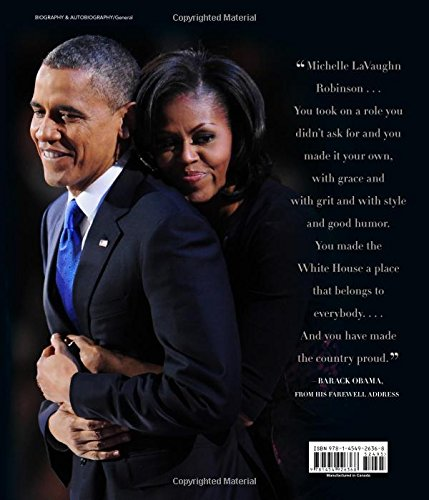 Large Product Image of Michelle Obama: A Photographic Journey