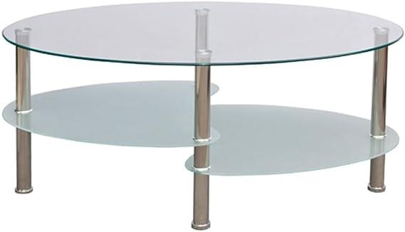 vidaXL Tisch Design Exklusives 3 Etagen weiß 1 Southbadekian