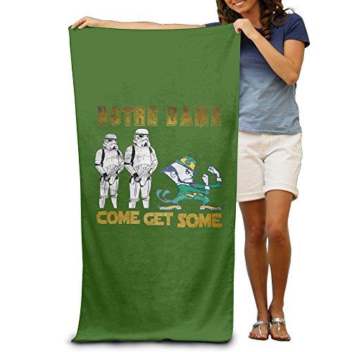 Notre Dame Fighting Irish Bath Robe Fighting Irish Bath