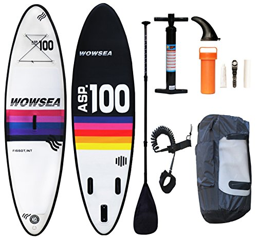 WOWSEA Inflatable Stand Up Paddleboard