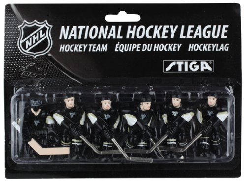 NHL Pittsburgh Penguins Table Top Hockey Game Players Team Pack