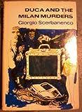 Duca and the Milan Murders, Giorgio Scerbanenco, 080275208X