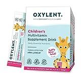 Oxylent, Children's Multivitamin Supplement Drink, 30 Packet Box