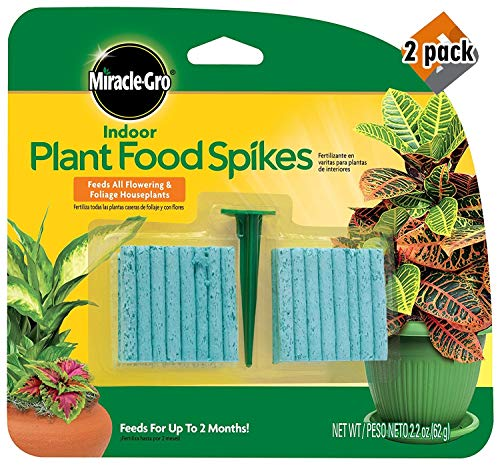 Miracle Gro Indoor Plant Food 48 Spikes product image