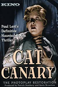 Cat and the Canary (1927) (The Photoplay Restoration)