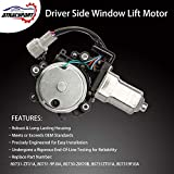 Window Lift Motor Front Left Driver Side | for