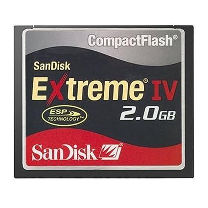 Sandisk CompactFlash 2Gb Extreme 4 Memoria Flash - Tarjeta de ...