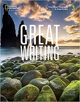 great writing 3 from great paragraphs to great essays