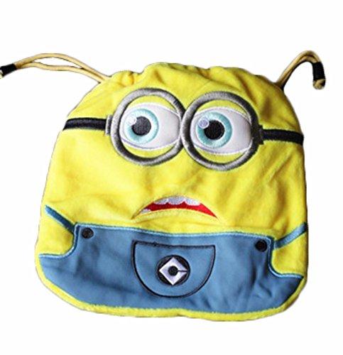 rare Schultertasche Tasche Shoulder Bag Rucksack reisetaschen Günstling Zwei Plush new