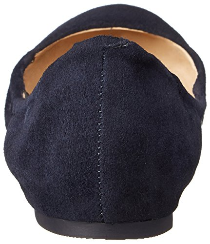 Nove Navy In Pelle Scamosciata Mistyray Delle West Womens