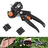 New Garden Fruit Tree Pro Pruning Shears Scissor Grafting Cutting Tool + 2 Blade