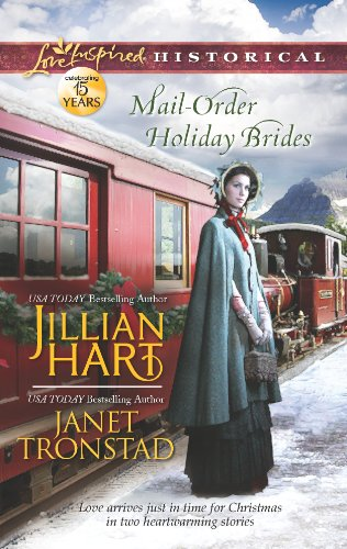 Mail-Order Holiday Brides: Home for Christmas\Snowflakes for Dry Creek (Love Inspired Historical)