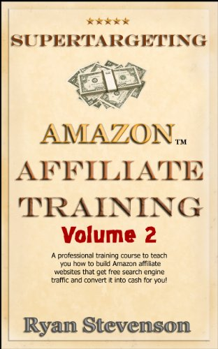 Amazon Affiliate Site Planning & Building (Supertargeting Amazon Affiliate Training Book 2)