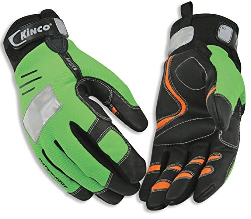 Kinco Hi Vis Cold Weather Gloves product image