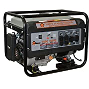 Dirty Hand Tools 101175, 700 Running Watts/8750 Starting Watts, Gas Powered Portable Generator, EPA & CARB Compliant